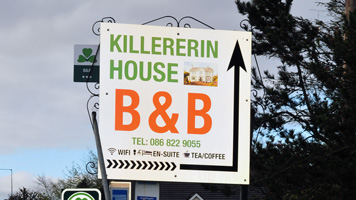 Killererin House Bed & Breakfast, Letterkenny
